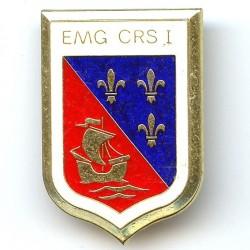 EMG CRS I, translucide