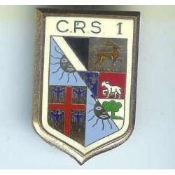 CRS 1, boléro oblong