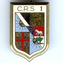 CRS 1, attache à pontets