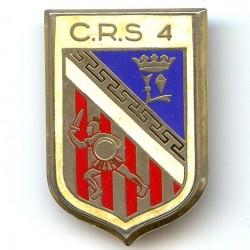 CRS 4, bleu fonçé, résine,...