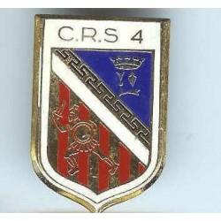 CRS 4, bleu fonçé, résine