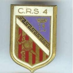 CRS 4, bleu clair, résine