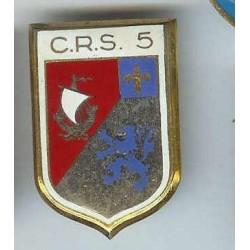 CRS 5, émail