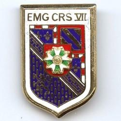 EMG CRS VII, légion d'...