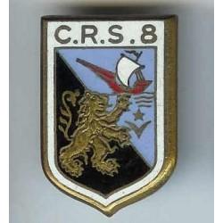 CRS 8, émail