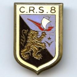 CRS 8, dos guilloché,...
