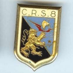 CRS 8, en deux pièces,...