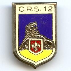 CRS 12  Lambersart , dos...