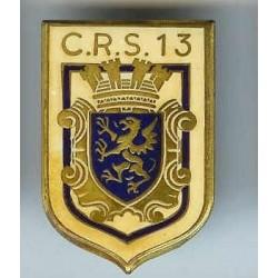 CRS 13, dos lisse, résine