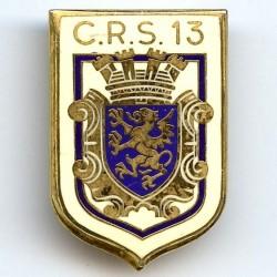 CRS 13, dos guilloché,...