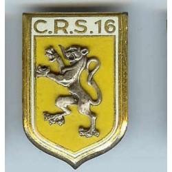 CRS 16, émail