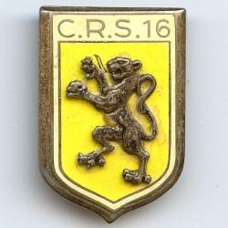 CRS 16, dos guilloché,...