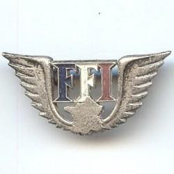 FFI, ailes, insigne général...