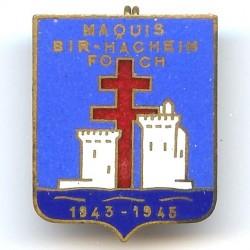 Maquis Bir-Hacheim Foch,...
