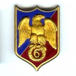 6° Régiment de la Garde,...
