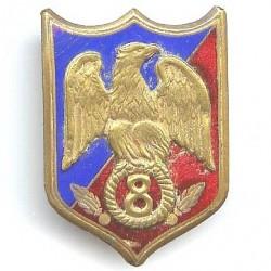 8° Rgt de la Garde , avec...