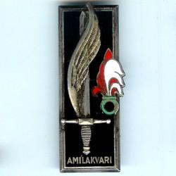 Lt-Colonel Amilakvari...