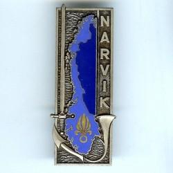 Narvik, chasseurs, légion