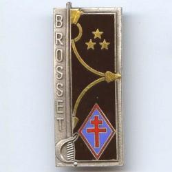 Général Brosset, Sahara, FFL