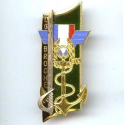 Lieutenant-Colonel Broche