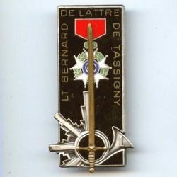 Lt Bernard De Lattre de...