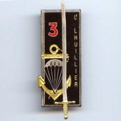 Lieutenant Lhuillier, 3° BCCP