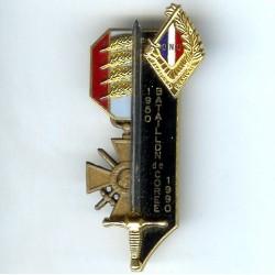 Bataillon de Corée, au dos...