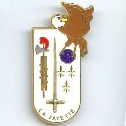 La Fayette (Coët), aigle