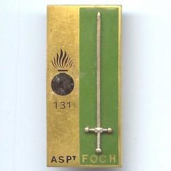 Aspirant Foch (Coët), 131° RI