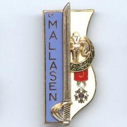 Lieutenant Mallasen (EAI),...