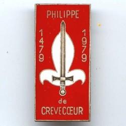 Philippe de Crèvecoeur...