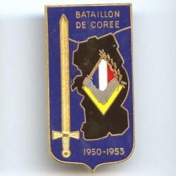 Bataillon de Corée...