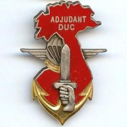99° Promo, Adjudant Duc