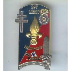 161° Promo, Sergent Médic,...