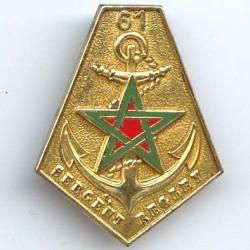 61° Promo Sergent Regley...