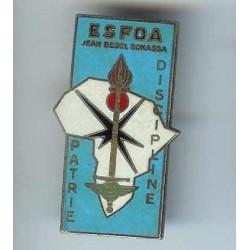 Jean Bedel Bokassa ESFOA,...