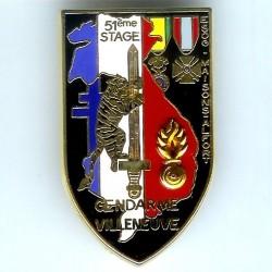 51° Stage E S O G Gendarme...