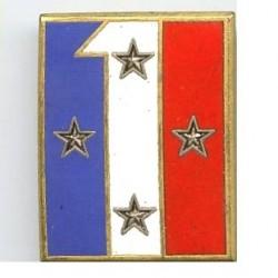 1° Corps d' Armée, émail