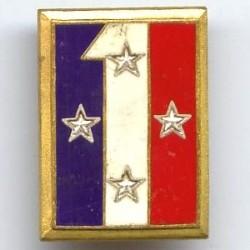 1° Corps d' Armée, résine