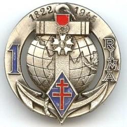 1° Rgt d' Infanterie de...