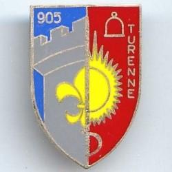 Turenne (EA ABC), EOR 905