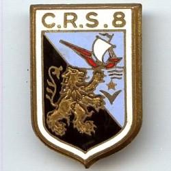 CRS 8 , manque un anneau