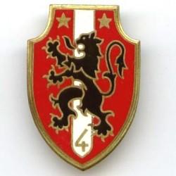 4° Brigade / Etat Major et...
