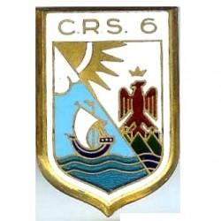 CRS 6  Saint Laurent du Var