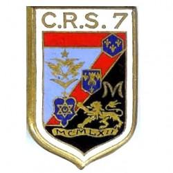CRS 7  Deuil-la-Barre