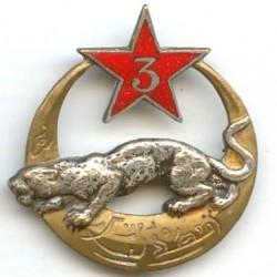 3° RSA, panthère relief, 2...