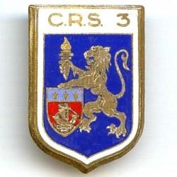 CRS 3  Quincy sous Sénart,...