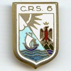 CRS 6  Saint Laurent du Var...