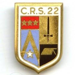 CRS 22  Périgueux , un...