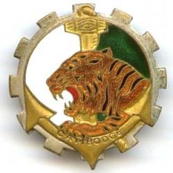 1° Cie Auto du Cambodge, tigre